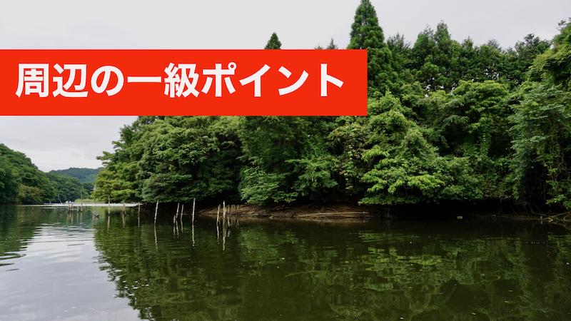 亀山ダム ポイント