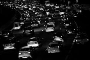アクアライン渋滞イメージ